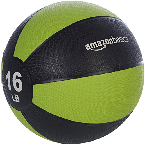 AmazonBasics Medicine Ball, 16-Pounds