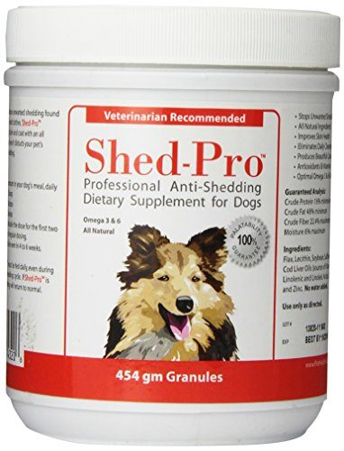 454 gm - Shed Pro Granules for DOGS