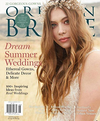 Oregon Bride magazine