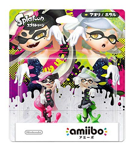 amllbo aori/fire Fly Splatoon series Nintendo WiiU/ 3DS