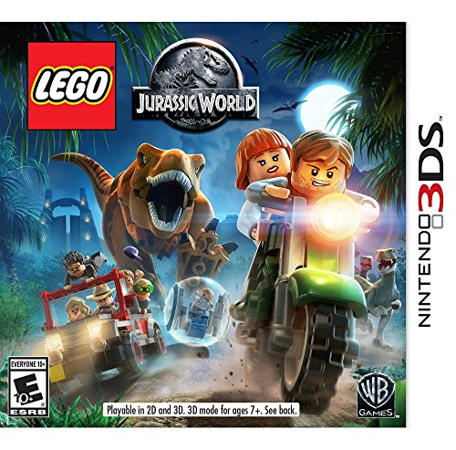 Nintendo 3DS - LEGO Jurassic World