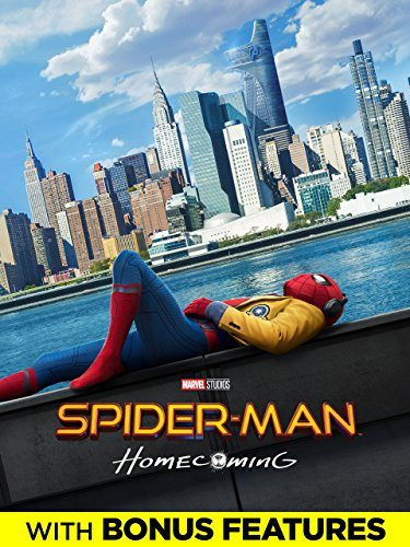 Spider-Man: Homecoming Plus Bonus Content
