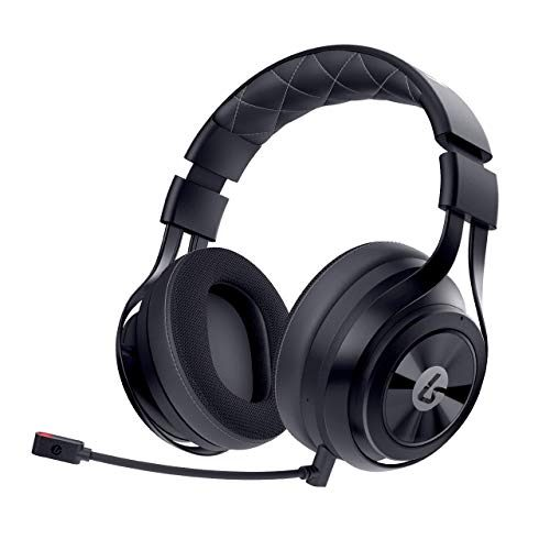 Officially Licensed for Xbox One - Works Wired with PS4, PC, Nintendo Switch, Mac, iOS and Android - LS35X Wireless Surround Sound Gaming Headset