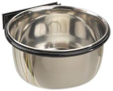 ProSelect Stainless Steel Coop Cups — Versatile Coop Cups for Pet and Animal Cages, 26-Ounce