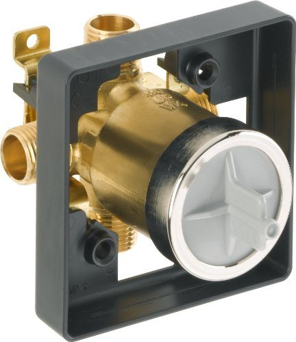 Delta Faucet R10000-UNBX MultiChoice Universal Tub and Shower Valve Body