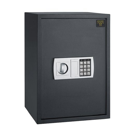 7775 1.8 CF Large Electronic Digital Safe Jewelry Home Secure-Paragon Lock & Safe