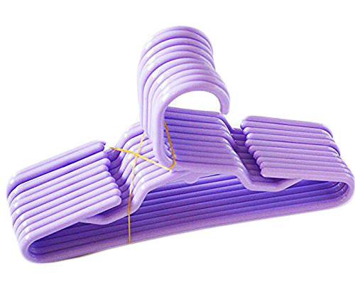 Brittany's My 12 Lavender Hangers Compatible with American Girl Dolls