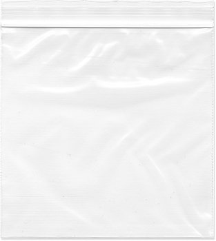 "Plymor 4"" x 4"", 2 Mil Case of 1000 Zipper Reclosable Plastic Bags"