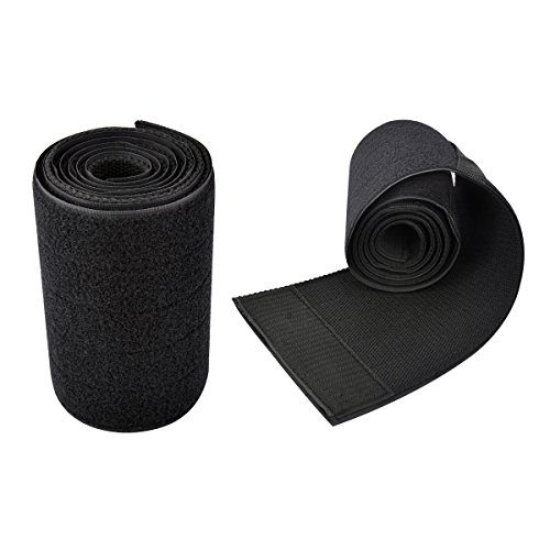 CTSC Tree Protectors for Zip line and Slacklines, 59 Inches Long, Set of Two Black