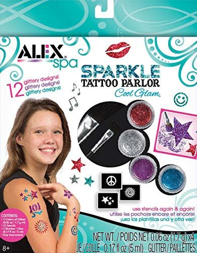 Alex Spa Sparkle Tattoo Parlor Cool Glam