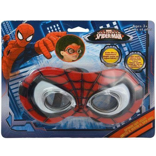 UPD Spiderman Superhero Swim Mask