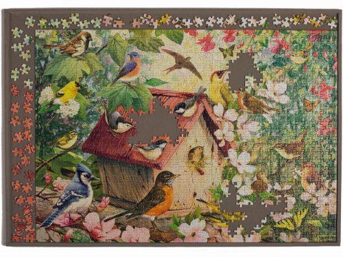 Jigsaw puzzle board for up to 1,000 pieces from Jigthings - JIGBOARD 1000