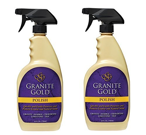Granite Gold Granite Gold Polish GG0043, 24fl.oz.750ml 2 Pack