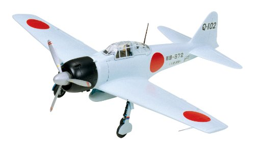 Top 6 A6M Zero - Figure Model Kits