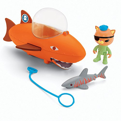Top 10 Octonauts Gup B - Action & Toy Figure Playsets