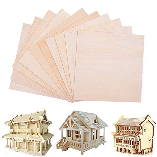 Top 10 Balsa Wood Sheets - Kids' Wood Craft Kits