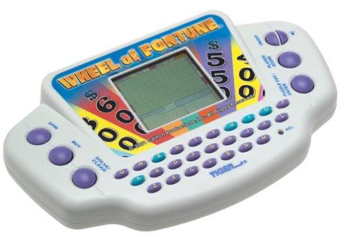 Top 7 Wheel of Fortune Handheld Game - Kids' Electronics