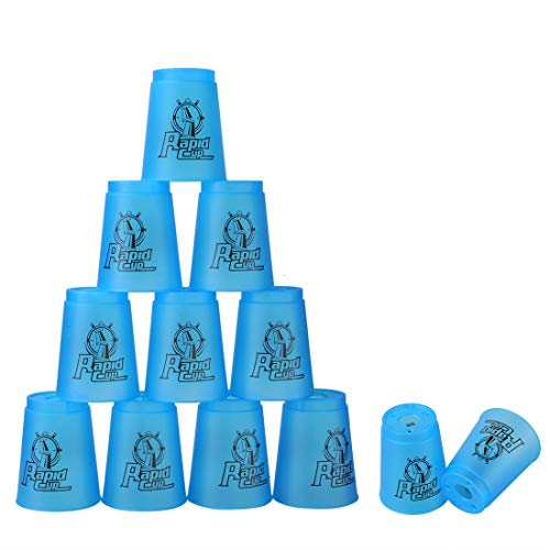 Top 10 Cup Stacking Set - Stacking Games