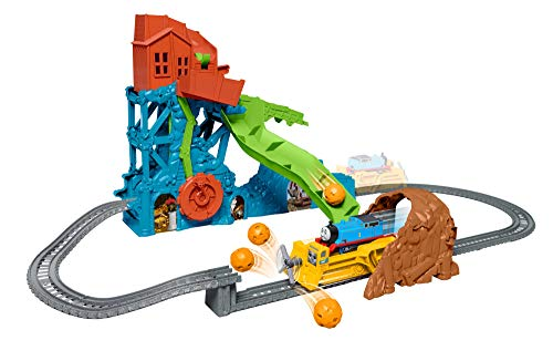 Top 9 Thomas The Train Trackmaster Sets - Action & Toy Figure Playsets