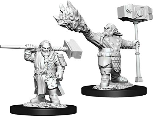Top 9 Dwarf Cleric Miniature - Toy Figures & Playsets