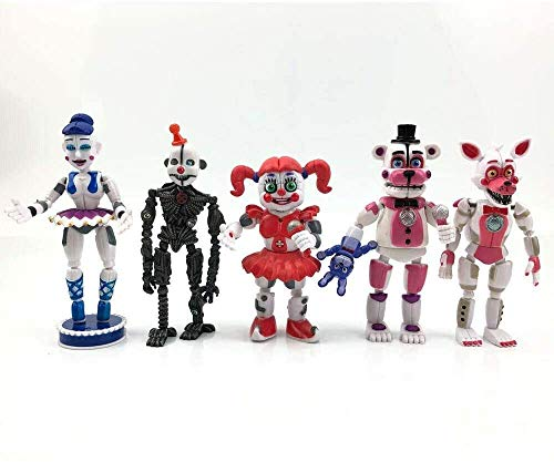 Top 9 Sister Location Action Figures - Action Figures
