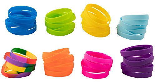 Top 10 Silicone Bracelets for Kids - Kids' Play Bracelets