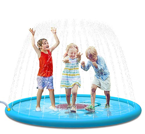 Top 10 Outside Toys for Girls - Outdoor Water Play Sprinklers