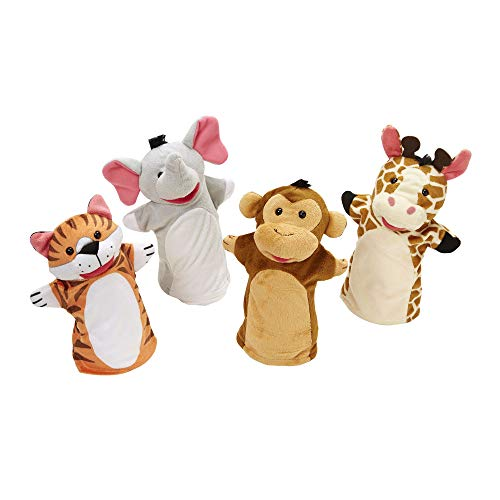 Top 10 Theatre Themed Gifts - Hand Puppets