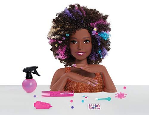 Top 9 Barbie Styling Head African American - Dolls