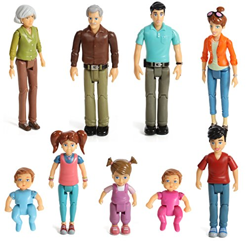 Top 10 Loving Family Dollhouse Accessories - Doll Playsets