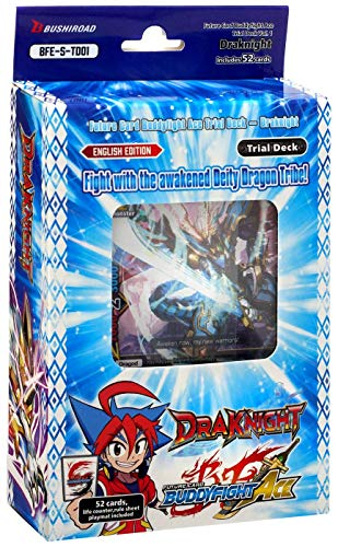 Top 8 Buddy Fight Card Deck - Collectible Card Game Decks & Sets