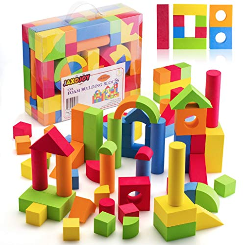 Top 10 Soft Blocks for Toddlers - Toy Stacking Block Sets
