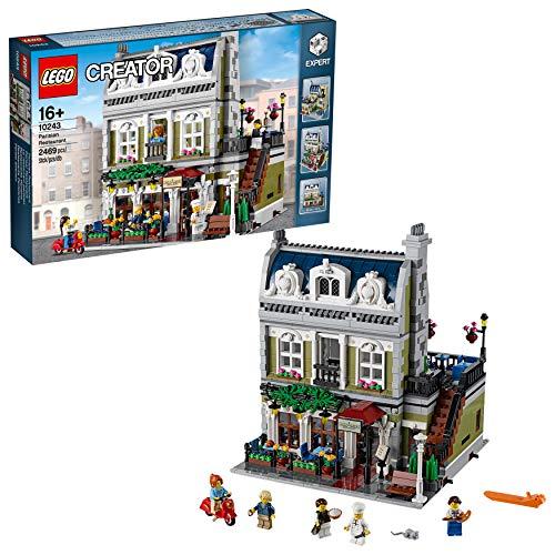 Top 8 Parisian Restaurant Lego - Toy Building Sets