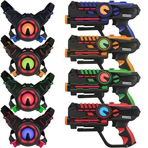 Top 10 Laser Tag Set - Toy Foam Blasters & Guns