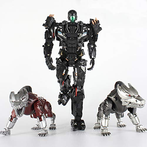 Top 8 Lockdown Transformer Toy - Action Figures