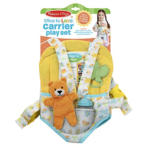 Top 10 Baby Doll Front Carrier - Stuffed Animals & Teddy Bears
