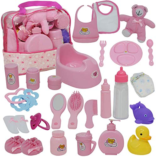 Top 10 Accessories For Baby Dolls - Doll Playsets