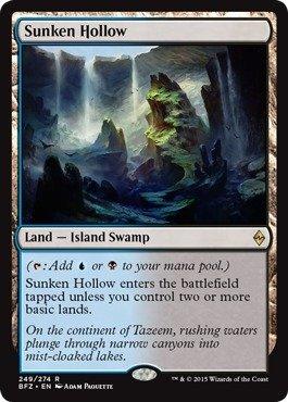 Top 8 Sunken Hollow Mtg - Non Sports Trading Card Singles