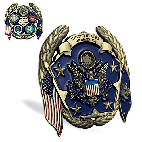 Top 5 Veteran Challenge Coin - Everything Else