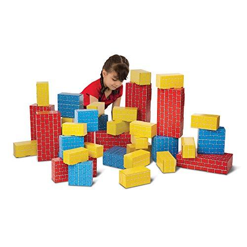 Top 10 Cardboard Building Blocks - Sorting & Stacking Toys