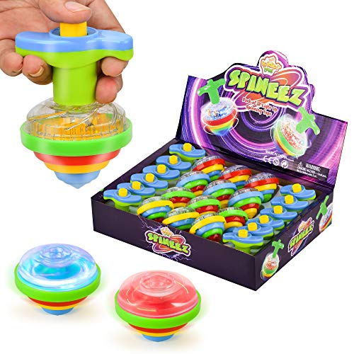 Top 10 Tops for Kids - Spinning Tops