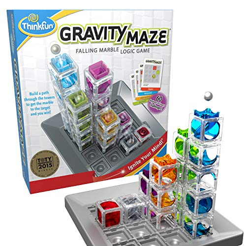 Top 10 Board Games for Kids 8 and Up - Marble Runs
