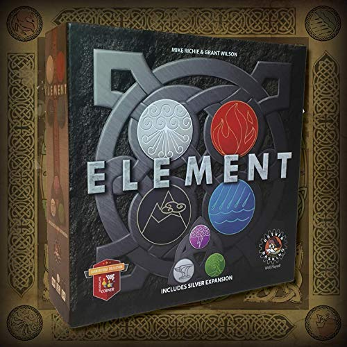 Top 10 Element Board Game - Board Games
