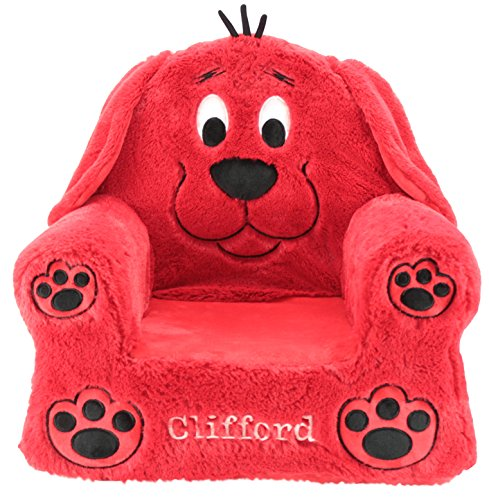 Top 10 Clifford The Big Red Dog Toys - Kids' Furniture