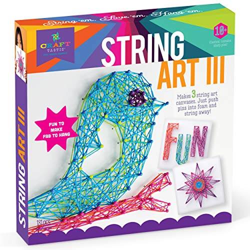 Top 10 String Art for Kids - Craft Kits
