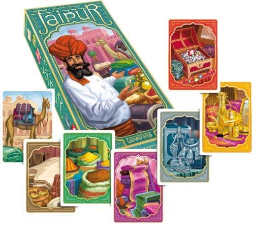 Top 9 Jaipur card game - Card Games