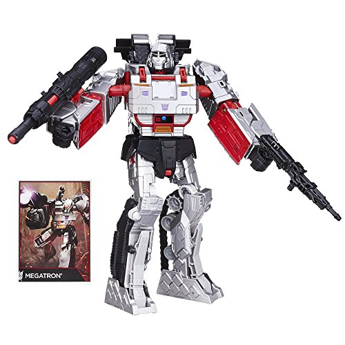 Top 9 Transformers Combiner Wars Megatron - Toys & Games