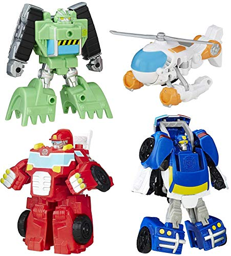 Top 10 Playskool Heroes Transformers Rescue Bots - Action Figures