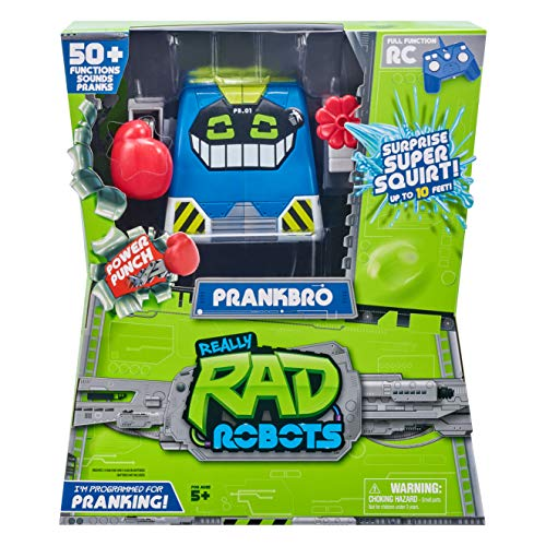 Top 10 Really Rad Robots - Remote- & App-Controlled Figures & Robotic Toys