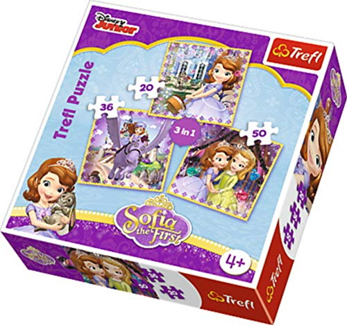 Top 6 Sofia the First Puzzle - Jigsaw Puzzles